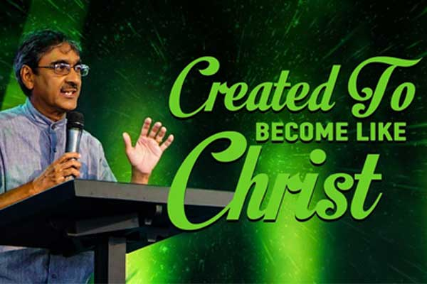 Discipleship ~ Created to become like Christ (Featured Image)