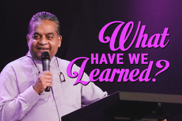 40 Days of Purpose Sermon: What have we learned? (Featured Image)